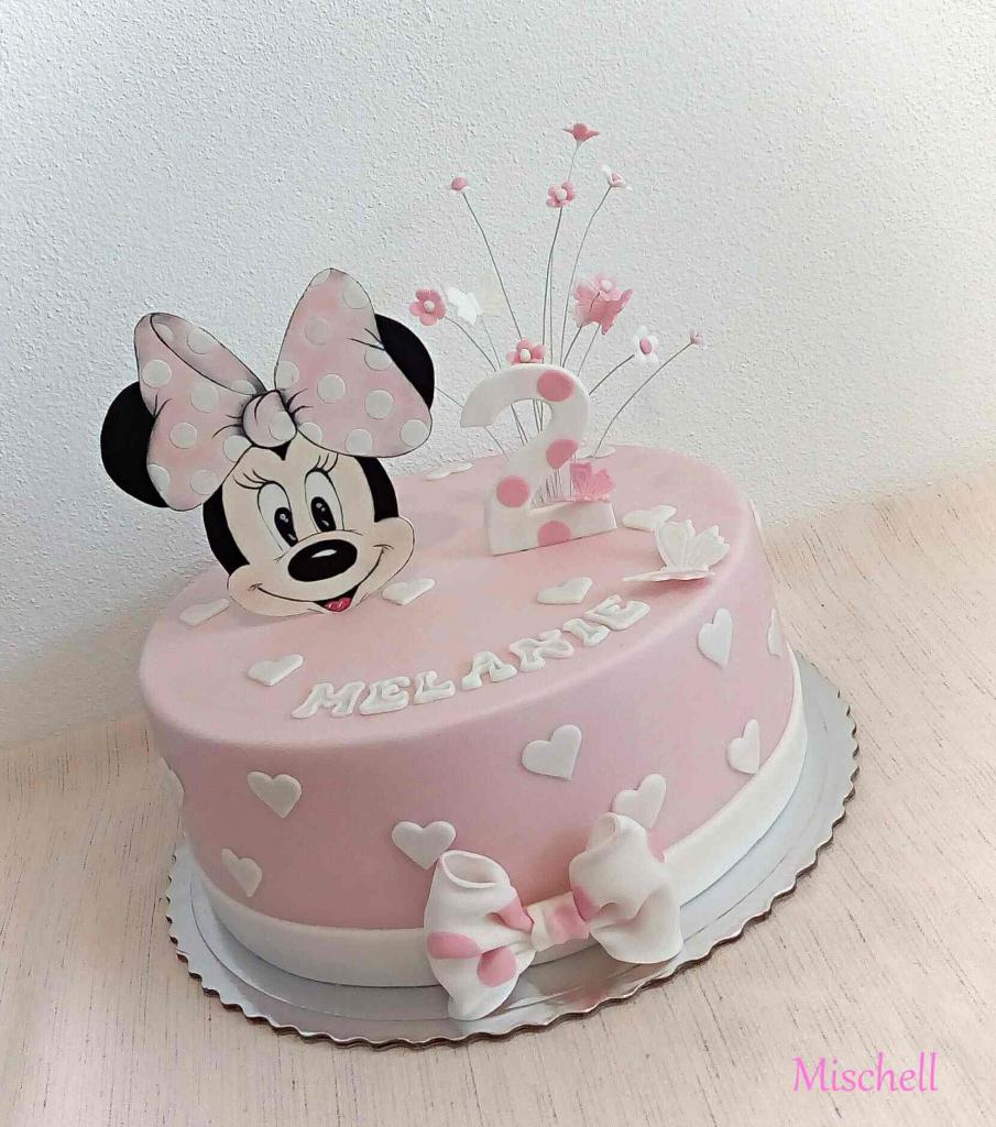 Minnie Mouse...