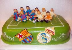 real madrid  / FC barcelona